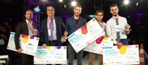 Lauréats des Grands Prix de l'Innovation 2016