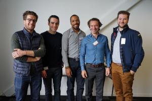 Finalistes Urbain mobile et connecté Grands Prix de l'Innovation 2018