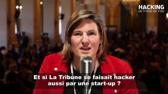 La Tribune au Hacking