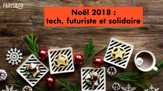 Noël 2018 des startups