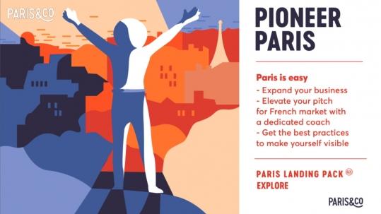 Αποτέλεσμα εικόνας για Paris Landing Pack_Explore 2018