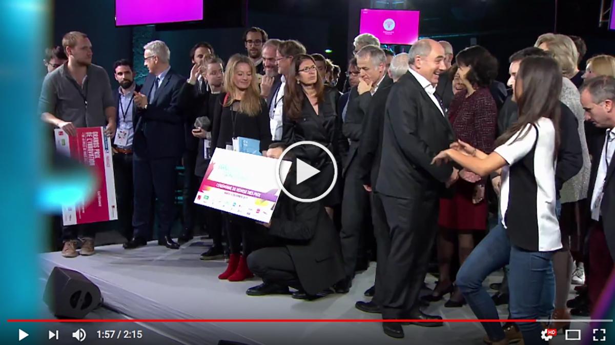 Grands Prix De L Innovation 2017 La Ceremonie En Images Paris Co
