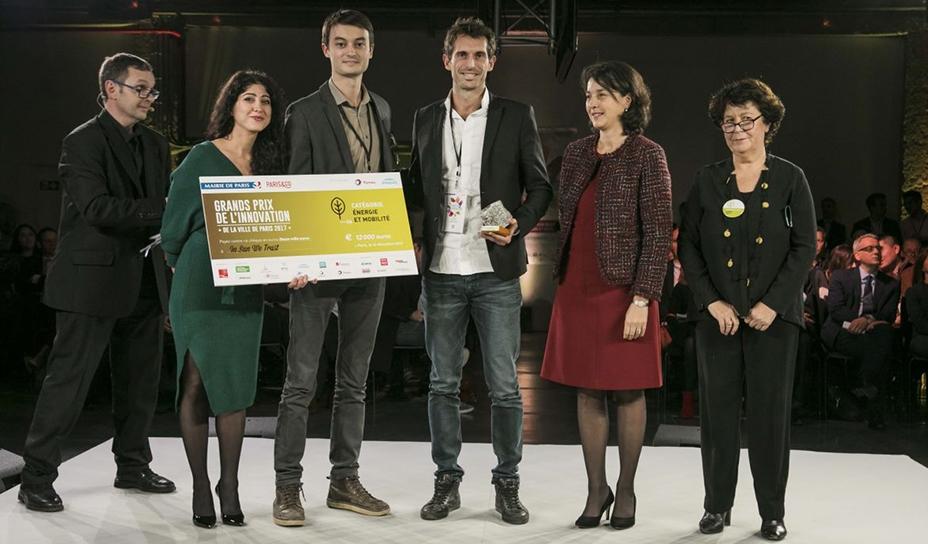 In Sun We Trust Grands Prix de l'Innovation