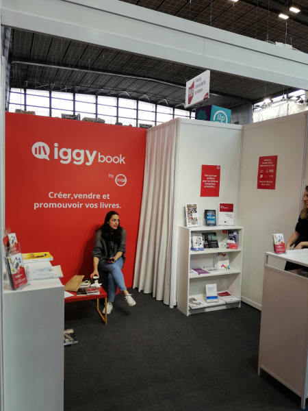 iggy book livre paris 2019