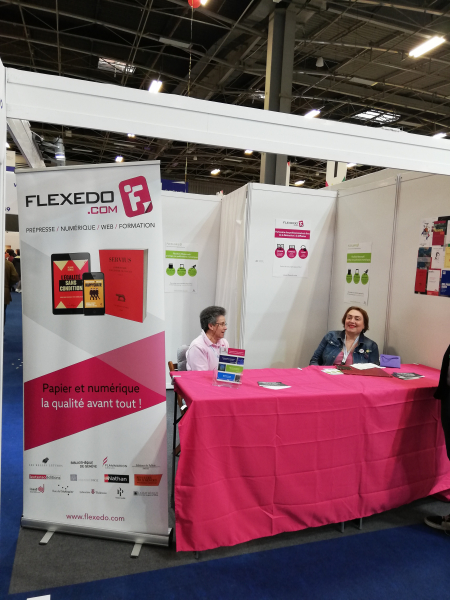 flexedo livre paris 2019