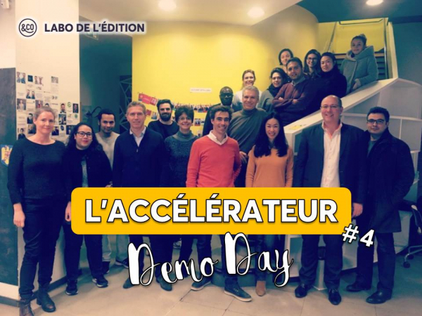 demo day labo de l'édition