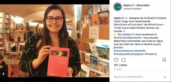déjàlu.fr librairie