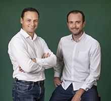 Yvan Wibaux et Éric La Bonnardière